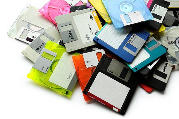 Disketten – Foto