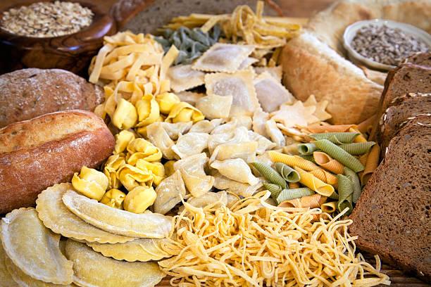 Carbohidrato - foto de stock