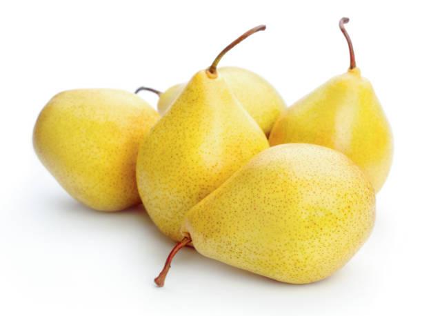pile of pears - pera foto e immagini stock