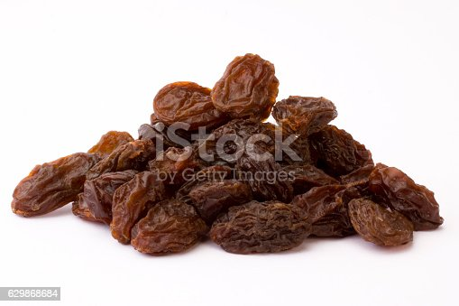 Pile of Raisins