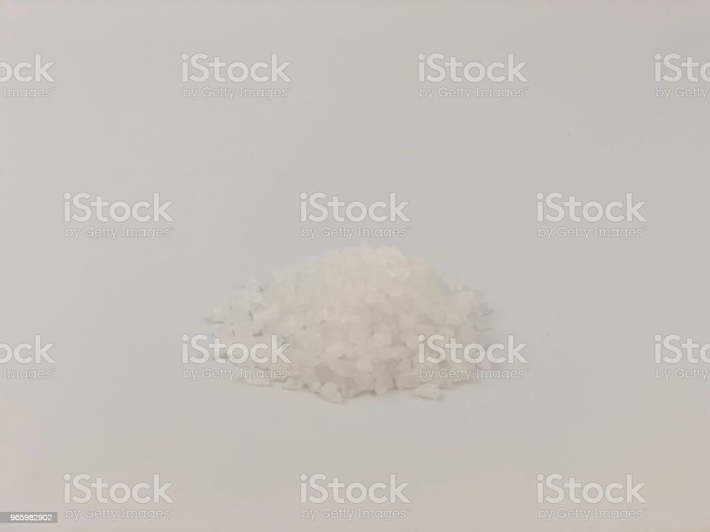 Pile of  salt - Royalty-free Cereal Plant Stock Photo
