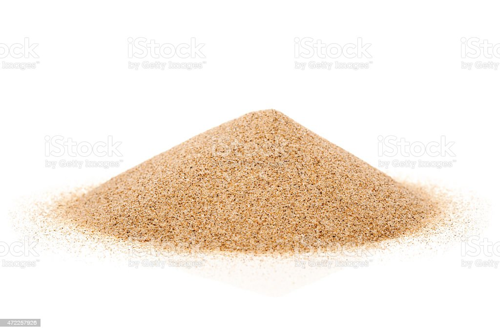 Pile Of Sand Stock Photo & More Pictures of 2015 | iStock
