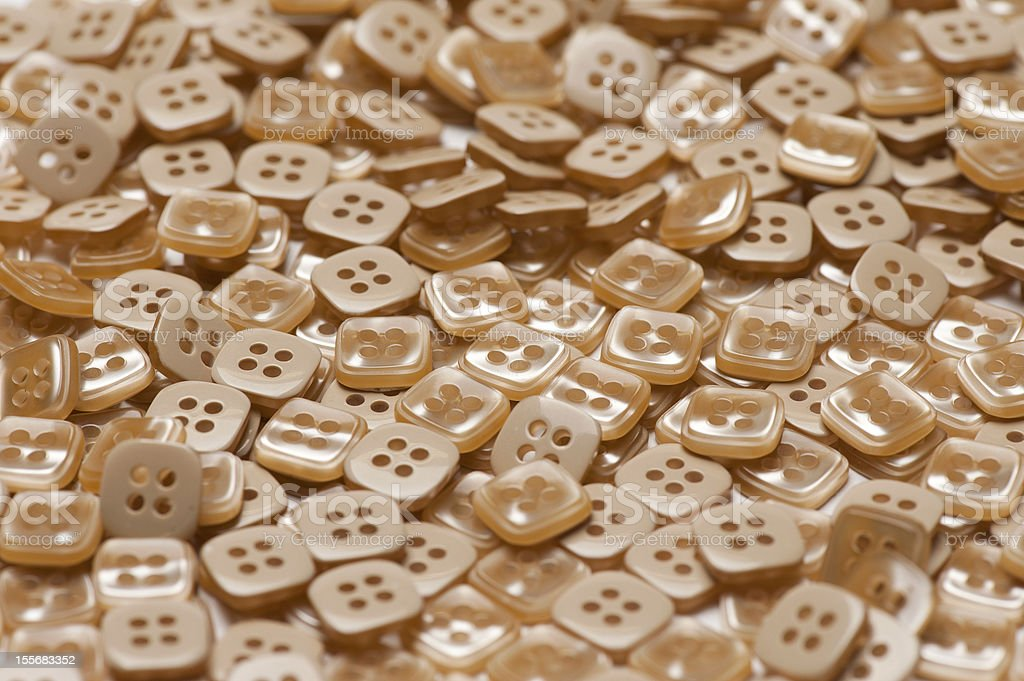 Pile of square buttons royalty-free stock photo