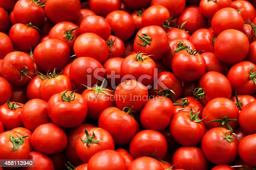 istock Pile of Tomatoes 488113940