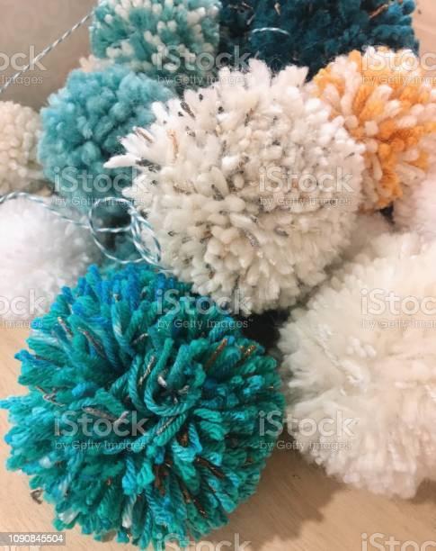 Pile of yarn pompons picture id1090845504?b=1&k=6&m=1090845504&s=612x612&h=i0zsimlqsevpjg2ale1kht3 x6bzkqxmetpoyfzjmtg=