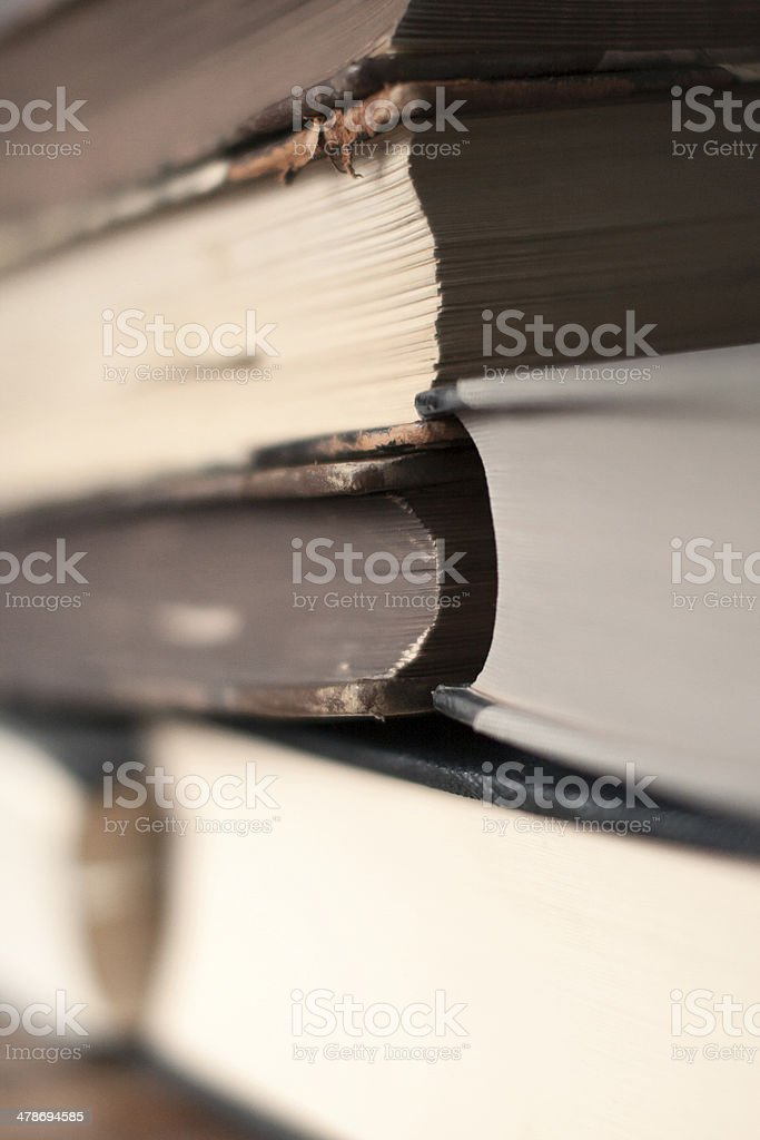Piled royalty-free stock photo