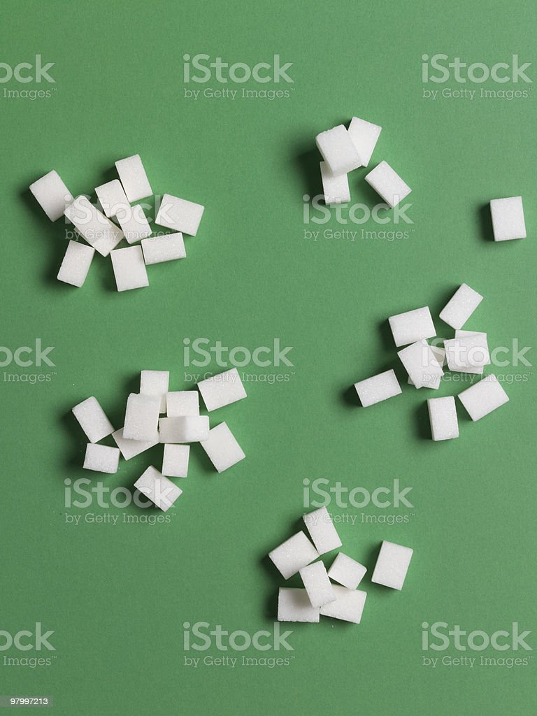 piles_of_sugar_cubes40 royalty-free stock photo