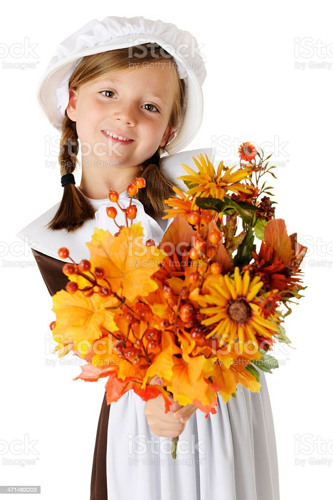 Pilgrim Bouquet stock photo