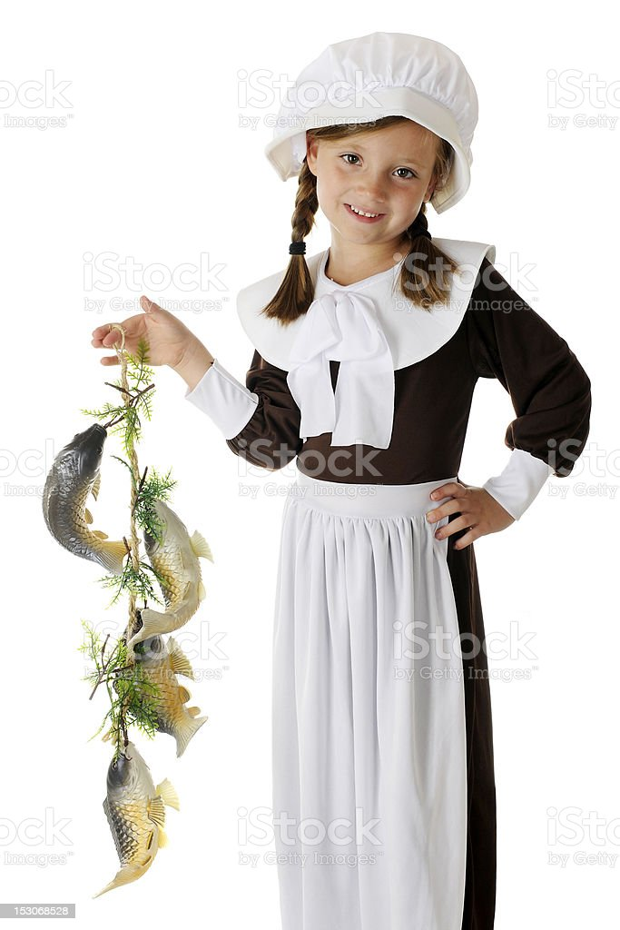 Pilgrim Catch stock photo