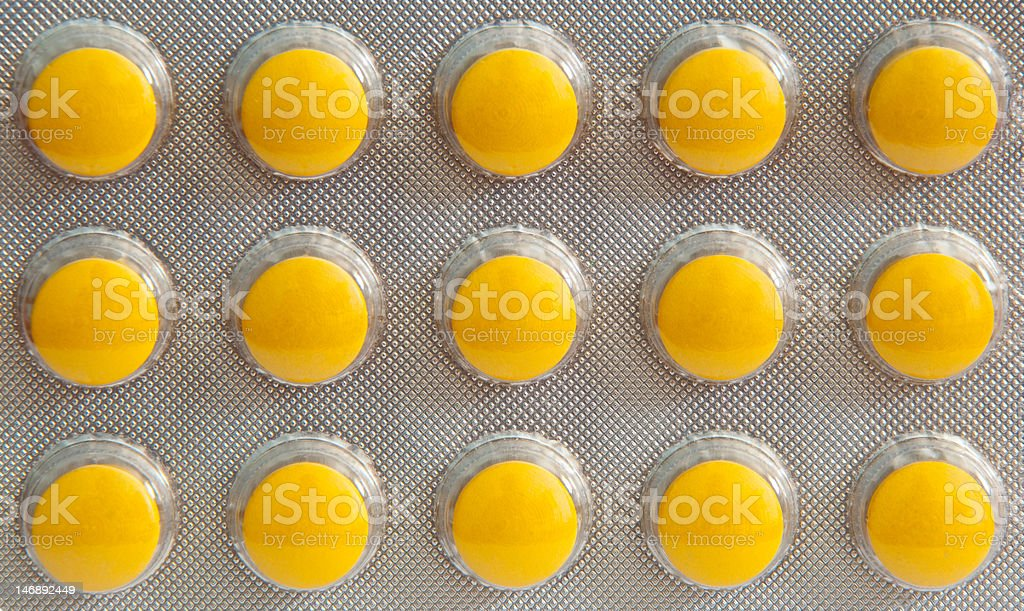 pill package royalty-free stock photo