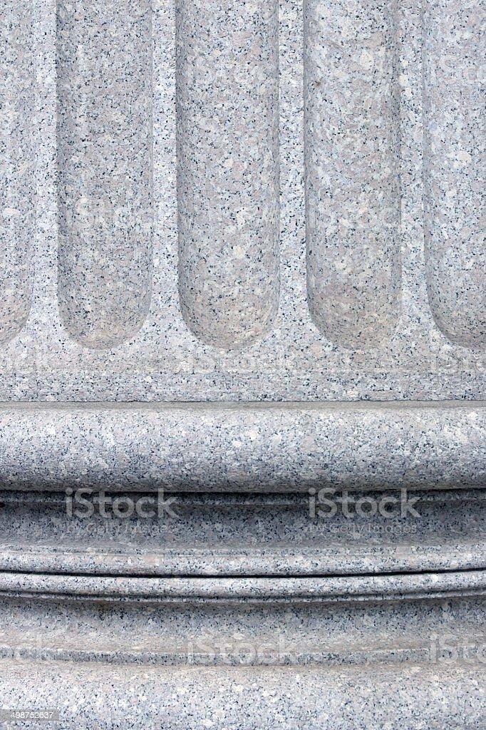 pillar background stock photo