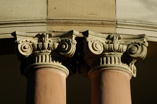 Pillars Of The Community Stock Photo - Download Image Now