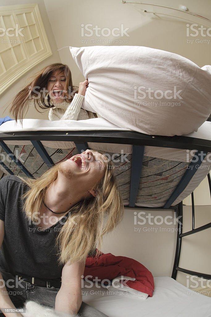 Walka na poduszki – zdjęcie