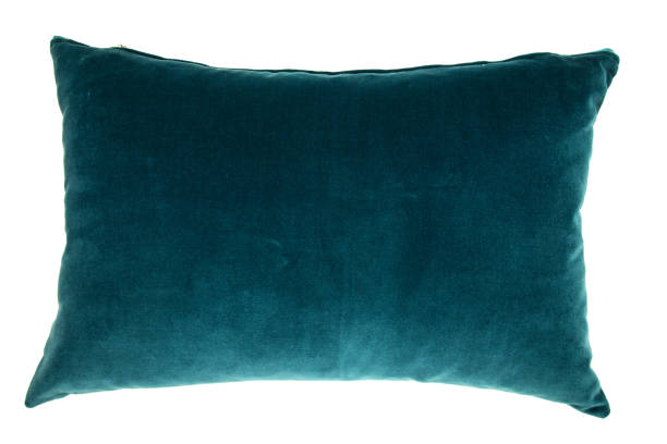 Pillow isolated on White Background Pillow isolated on White Background cushion stock pictures, royalty-free photos & images