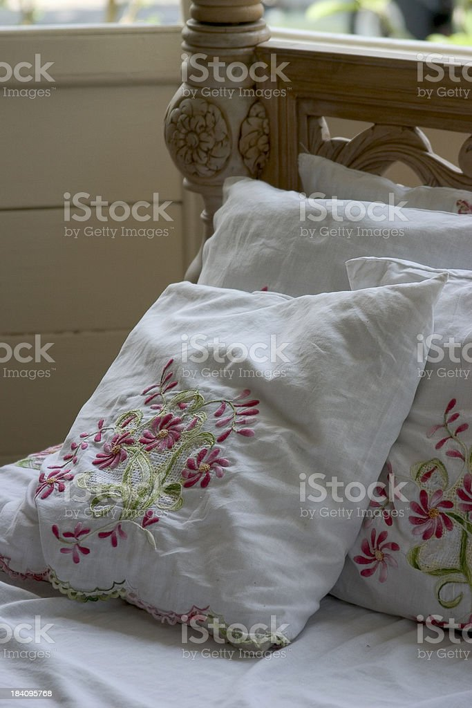 Pillow royalty-free stock photo