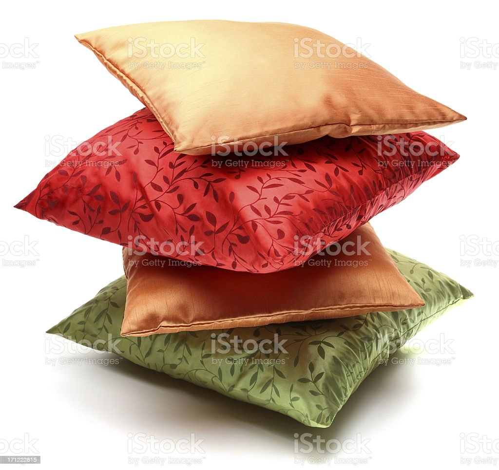 pillows royalty-free stock photo