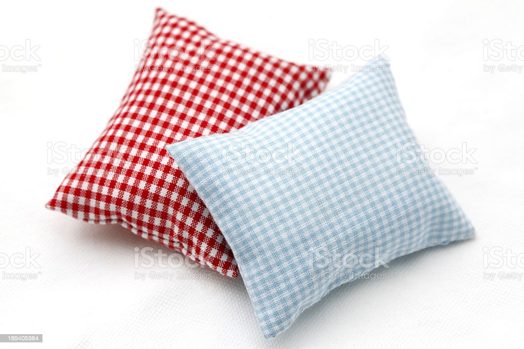 Pillows royalty-free stock photo