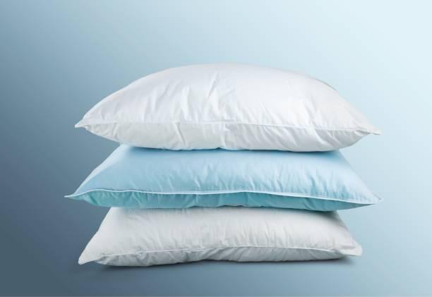 Pillows. stock photo
