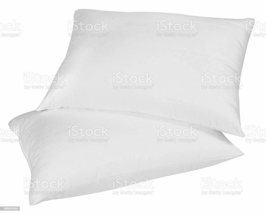 Pillows. royalty-free stock photo
