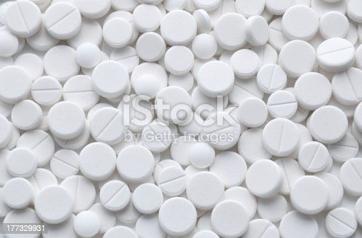istock Pills background 177329931