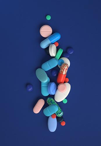 istock pills 1145812419
