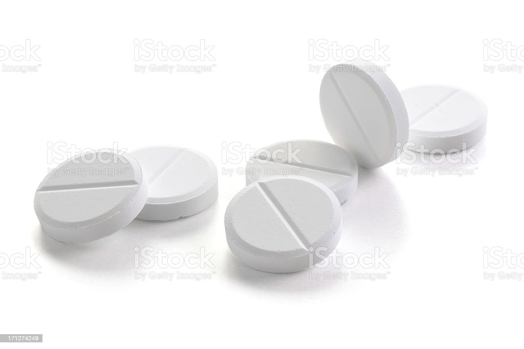 Pills. stock photo