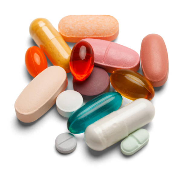 pills - vitamin stock pictures, royalty-free photos & images