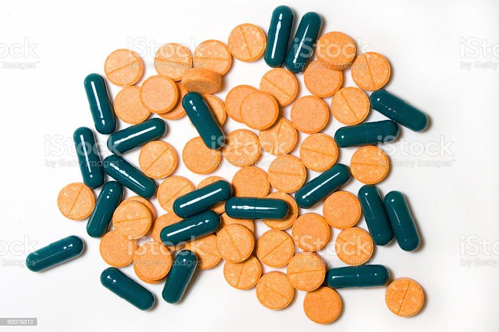 Pills #2 stock photo