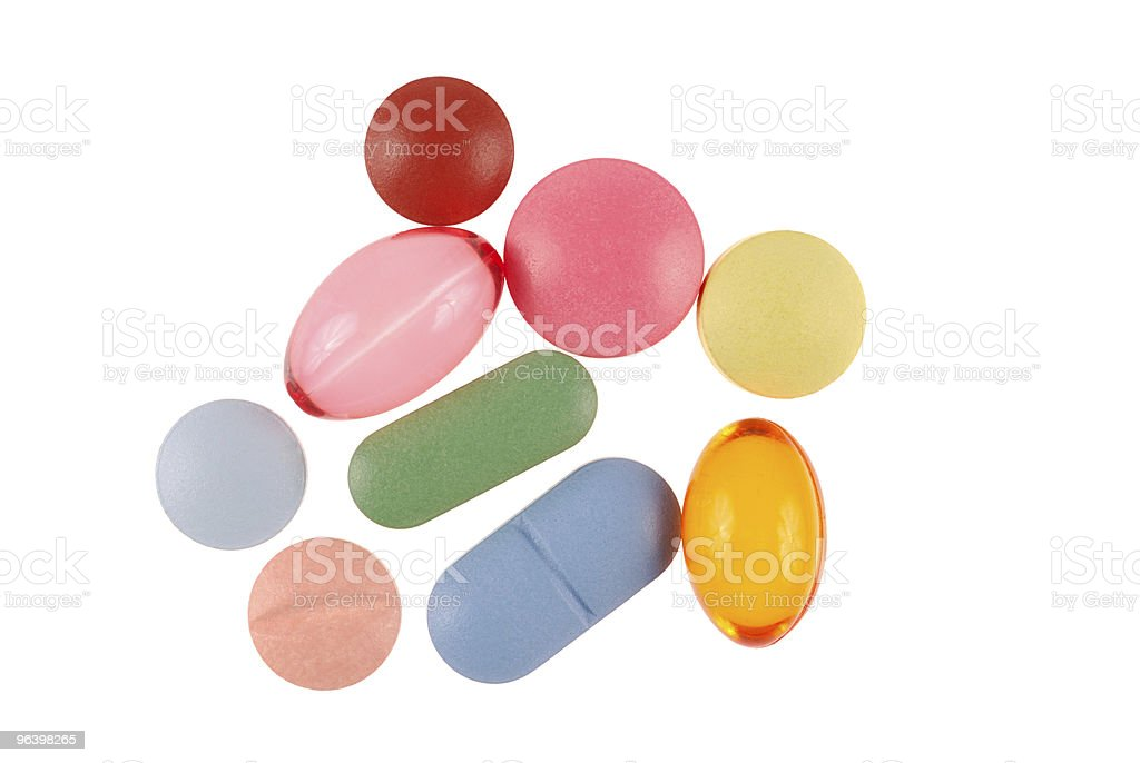 Pills - Royalty-free Capsule - Medicine Stock Photo