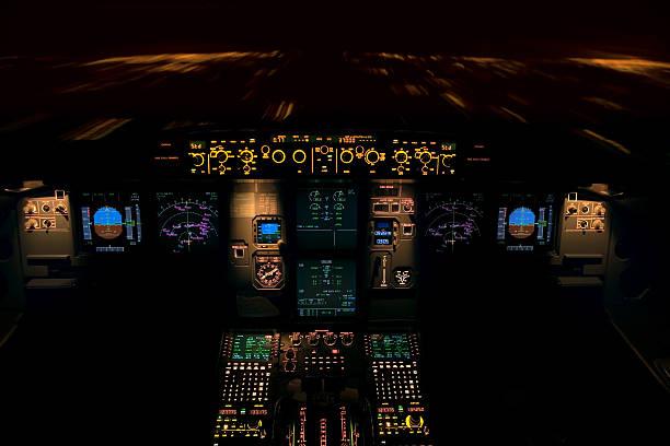 Übernachtung Flug – Foto