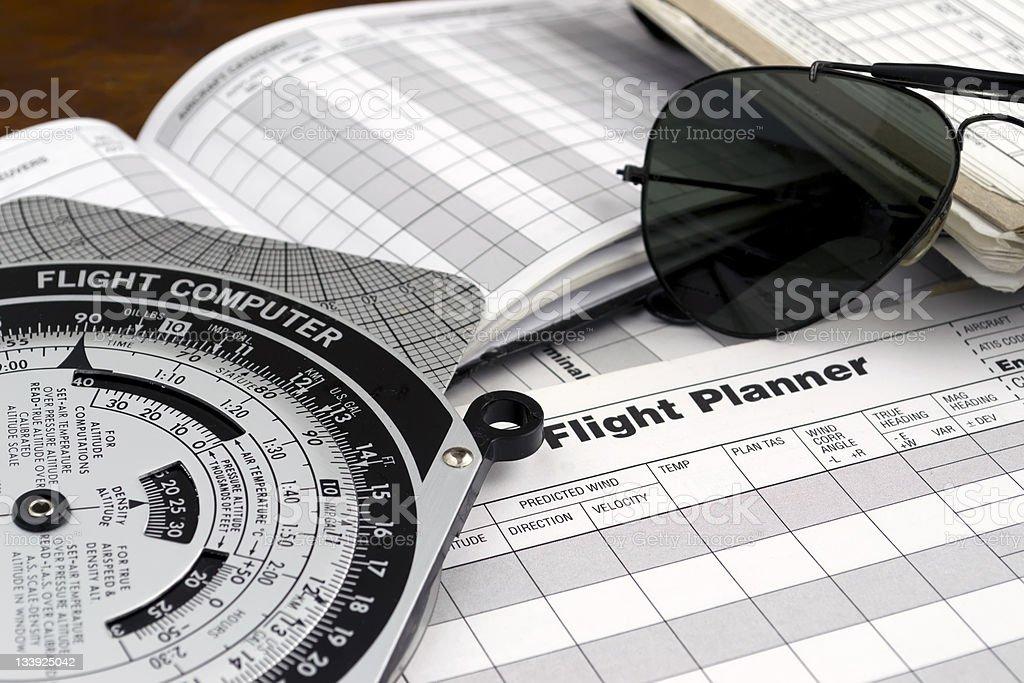 pilot singlasses stock photo