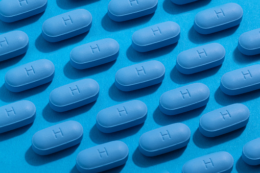 Pils Of Prescription Prep Pills For Preexposure Prophylaxis To Help Protect People From Hiv Stock Photo - Download Image Now