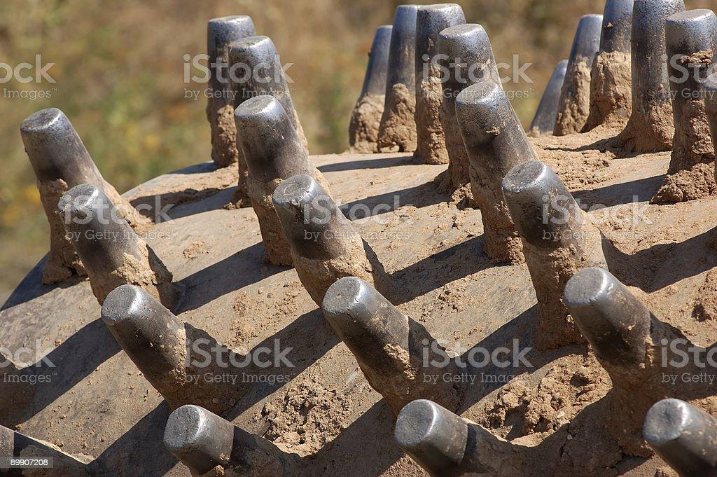 Contactos de rodillo foto de stock libre de derechos
