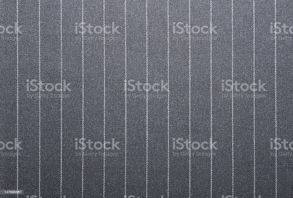 Pin striped suit texture stock photo