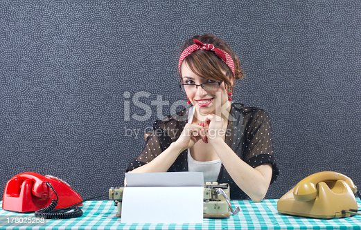 471445335istockphoto Pin Up Secretary 178025258