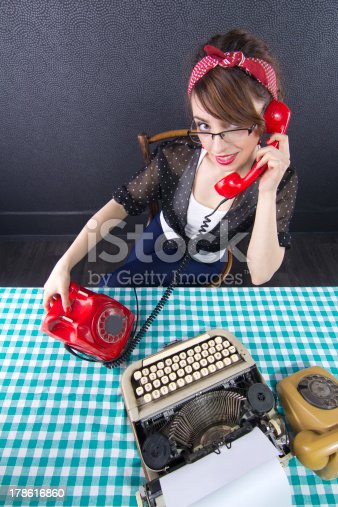 471445335istockphoto Pin Up Secretary 178616860