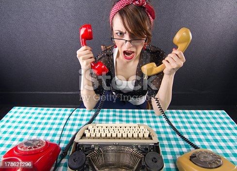 471445335istockphoto Pin Up Secretary 178621296