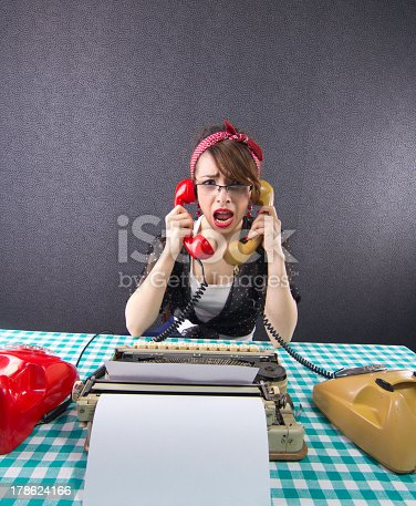 471445335istockphoto Pin Up Secretary 178624166