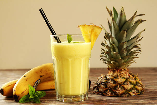 pinacolada stock photo