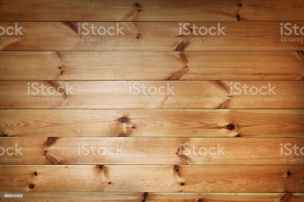 pine boards horizontal 2 stock photo