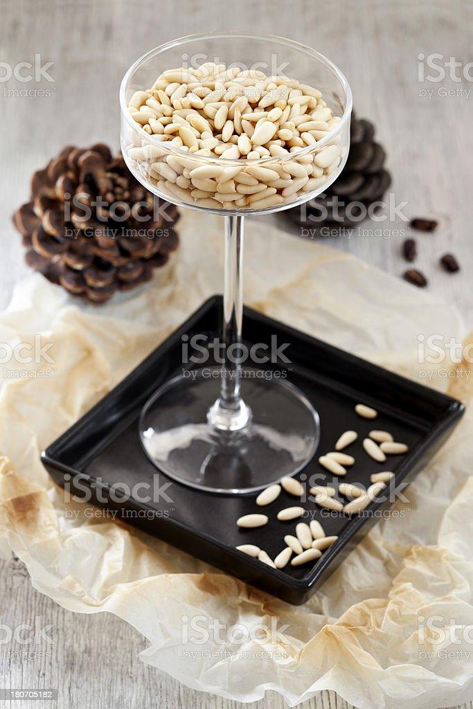 Pine Nut, royalty-free stock photo