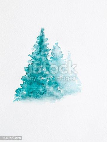 istock Pine Trees 1067480328