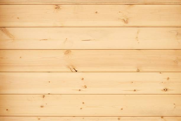 pine wood planks - knotted wood stock pictures, royalty-free photos & images