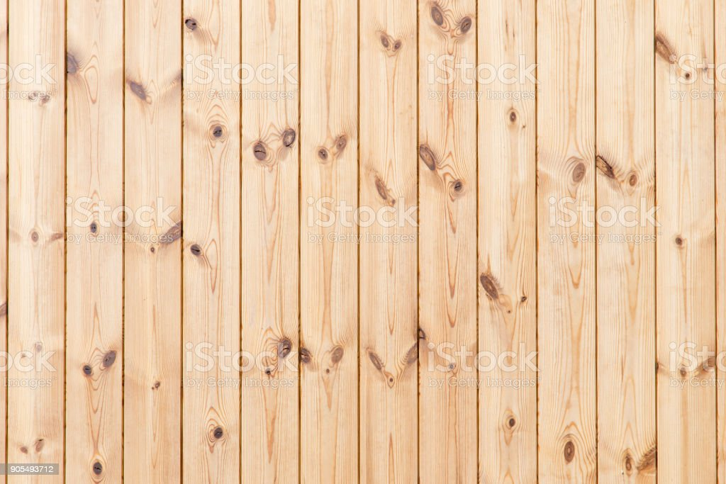 Pine Wood Wall Background Stock Photo Download Image Now