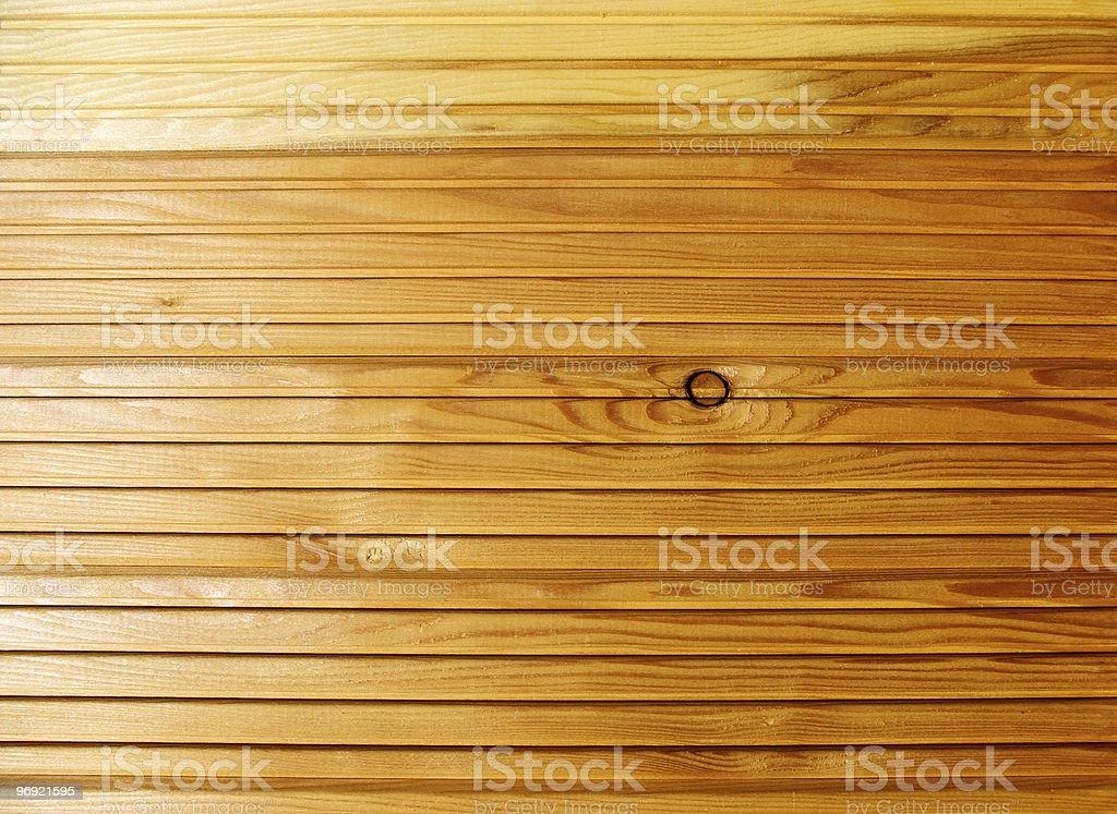 Pine wooden plank horizontal royalty-free stock photo