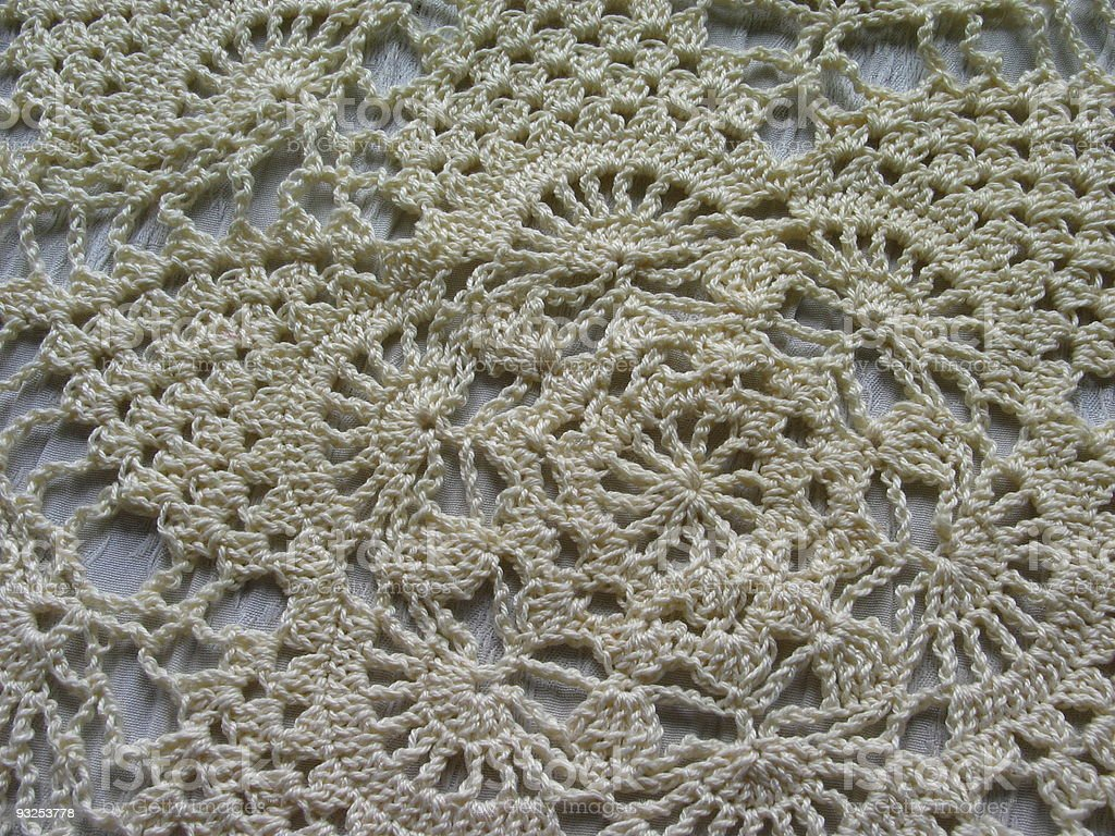 Pineapple Lace royalty-free stock photo
