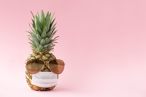 Pineapple on Holiday