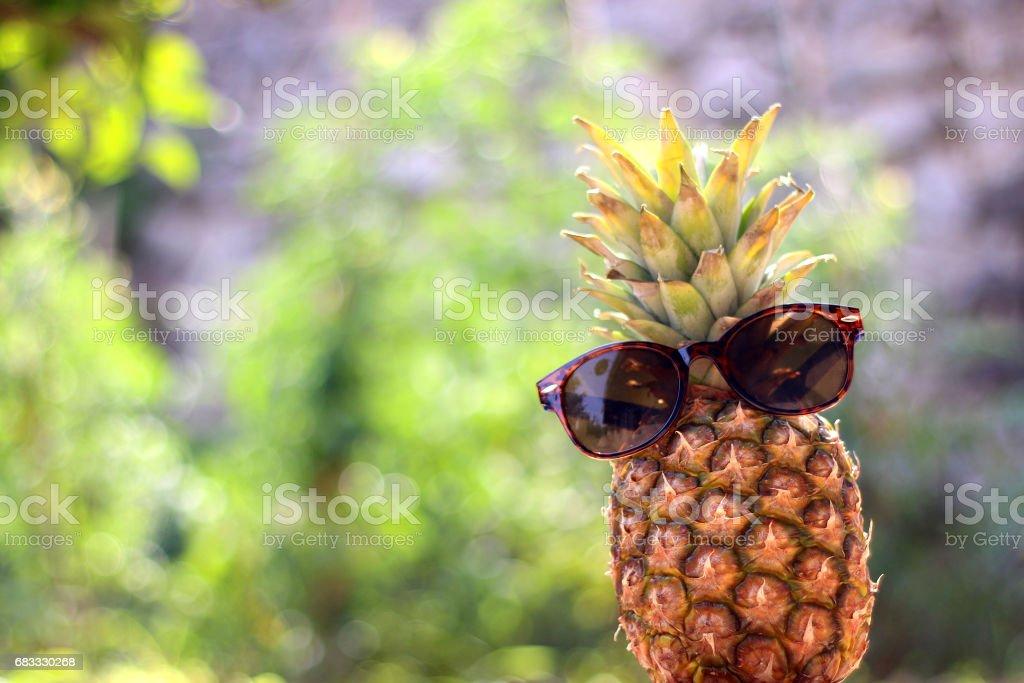 Pineapple foto stock royalty-free