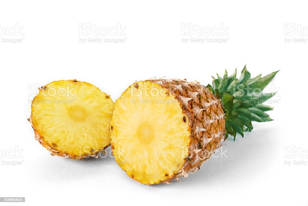 PIneapple sliced - Photo