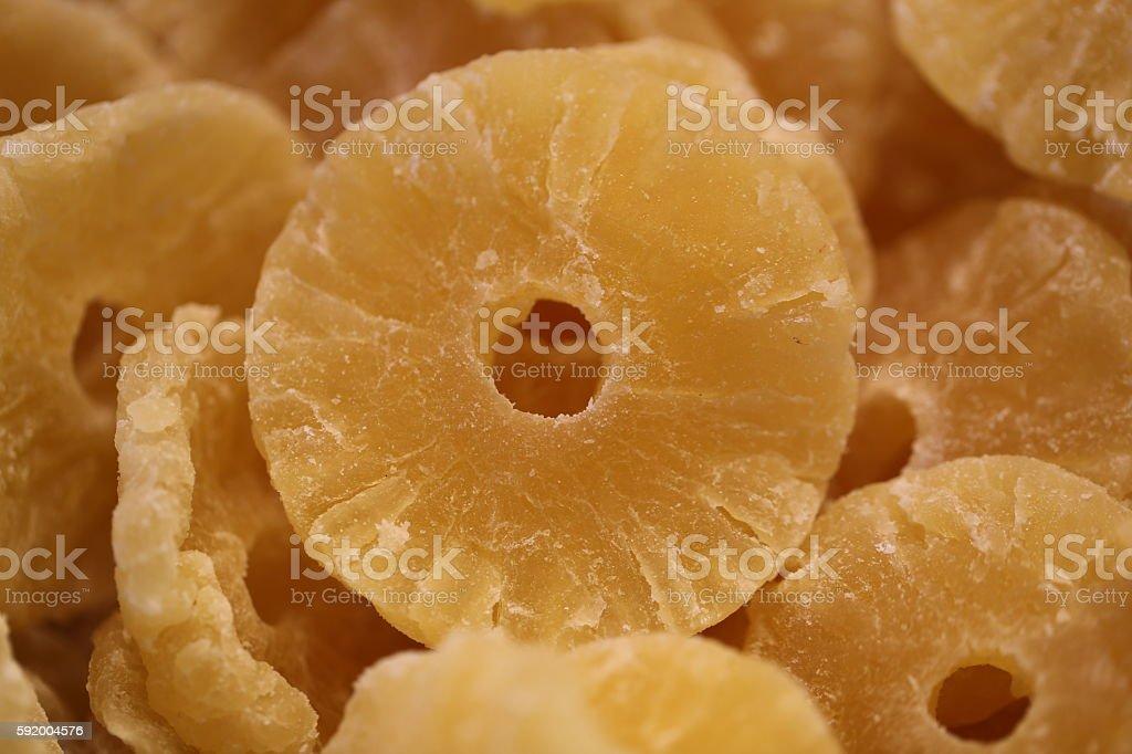 Pineapple Slices, Pineapple Rings. stock photo